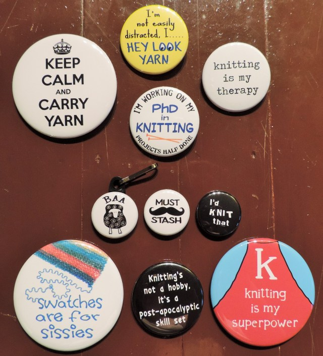 buttons and magnets by Zippy Pins 1