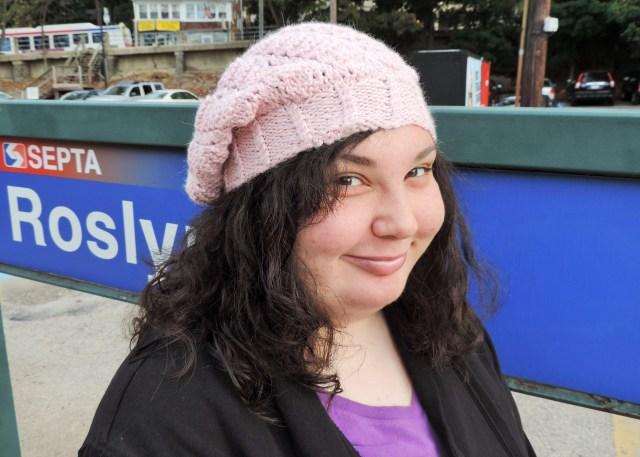 Blue Sky Alpacas Sweet 16 Hat in Extra Yarn