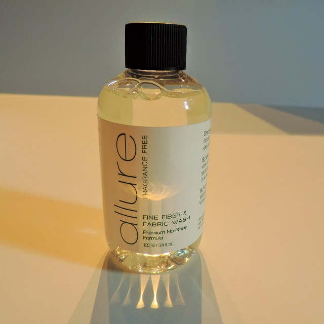 Allure unscented