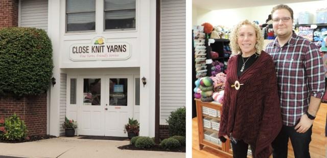 Close Knit Yarns
