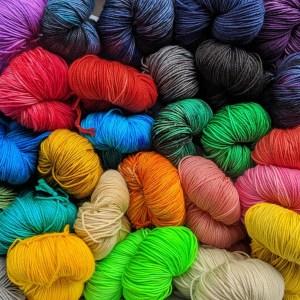 Geek-A-Long Yarn cover