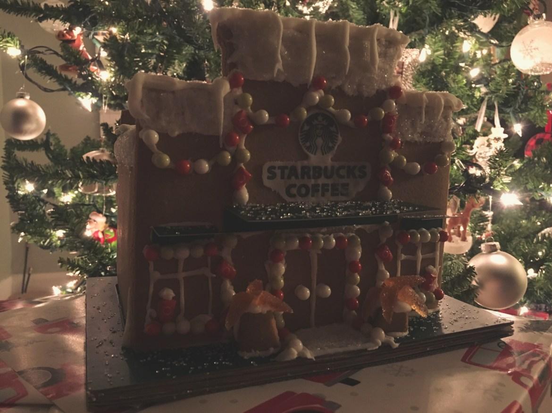 Starbucks Christmas Hours.Starbucks Gingerbread Cafe Gift Guide 2016 Lattes