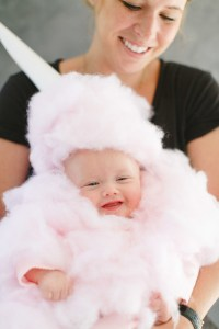 25 of the most adorable Halloween costumes for babies including some matching stroller or wagon costumes as well.