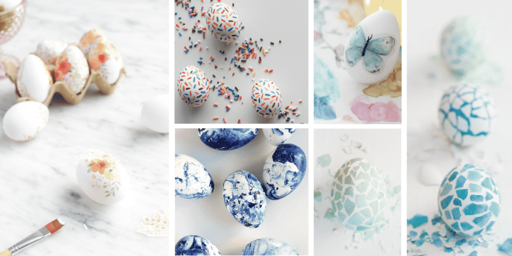 18+ Unique Ways To Decorate Easter eggs