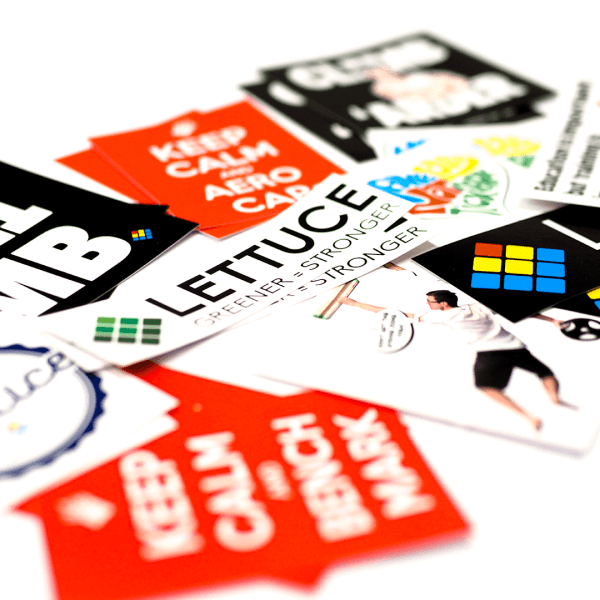 Lattice Sticker Pack