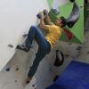 Indoor Bouldering Training