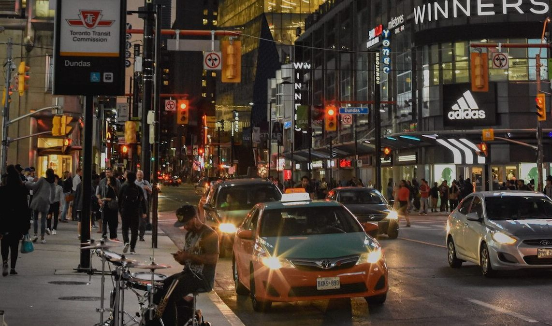 Dundas Street Toronto