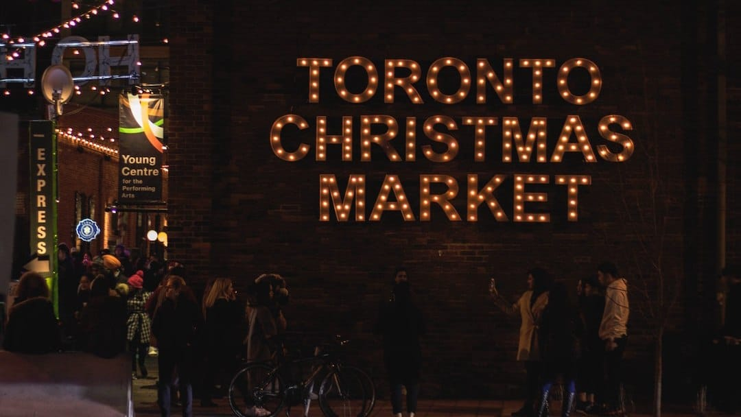 Navidad en Toronto