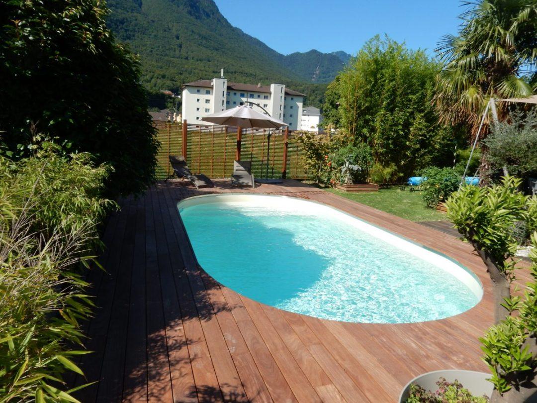 Rénovation de piscine Everblue Suisse Lattion et Veillard