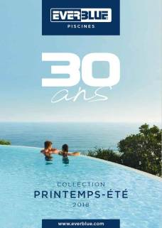 Collection printemps Everblue piscines Suisse