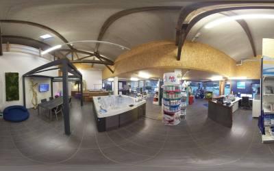 Découvrez notre magasin en 360° !