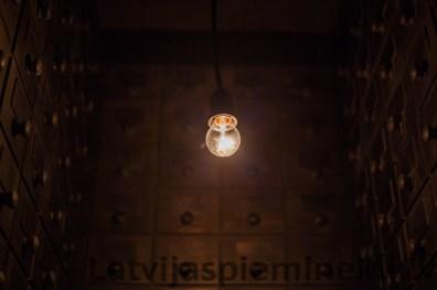"""Vēstures ekspozīcija Cēsīs """"Sirdsapziņas ugunskurs"""" (Foto Marta Terehova RMMT MF22 2019 gads)"""