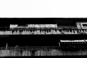 photo ville noir et blanc jb mus