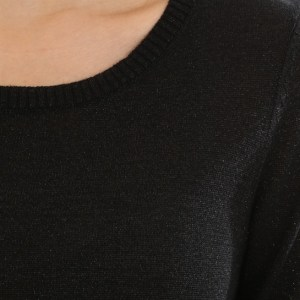 pull irisé noir pimkie