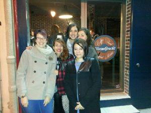 soirée blogueuses du sud