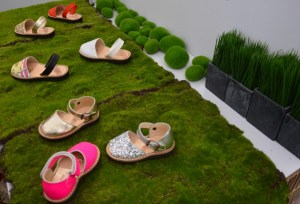 les minorquines sandales salon côté sud