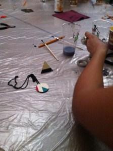 atelier création de bijoux
