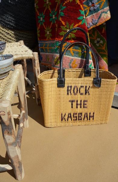 cabas rock the kasbah salon côté sud