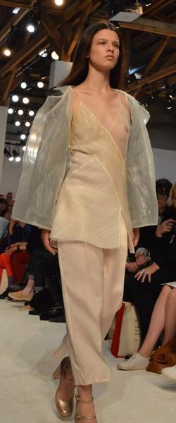 Yiyu Chen tenue Chloé festival mode hyères 2015