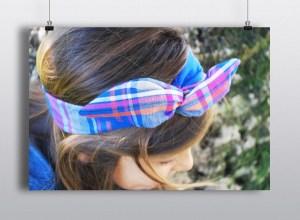 headband enfant hello wooly jadhéo