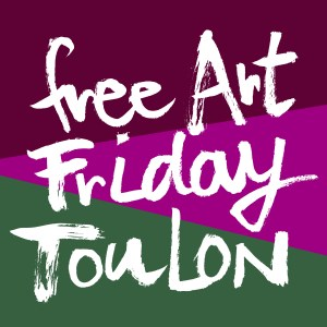 free art friday toulon