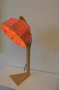 lampe plastique recyclé bois Christophe Machet design parade