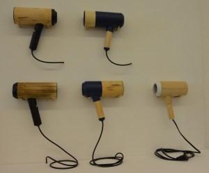 sèche cheveux bambou samy rio designer design parade 2015