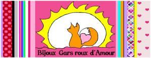 gars roux d'amour logo