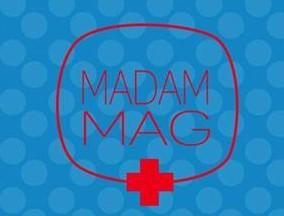 logo madammag illustratrice créatrice