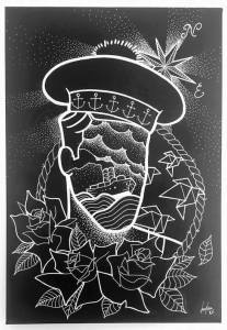 illustration-marin-oldschool-noiretblanc-jeanjean