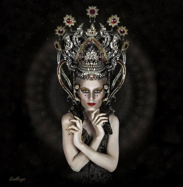 ludhye-photographie-pretresse-magique-artiste-toulon-deesse