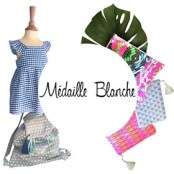 creations-accessoires-vegan-medaille-blanche
