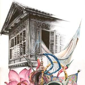 Un hogar en Asia
