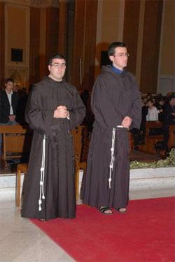 Fra Franco Giovanni e Fra Antonio