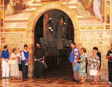 L´esperienza da volontario di Antonio Ricci durante la Festa  del Perdono