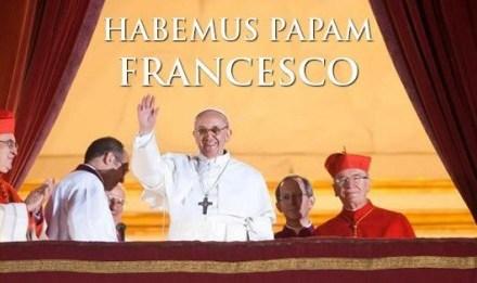 HABEMUS PAPAM FRANCISCI