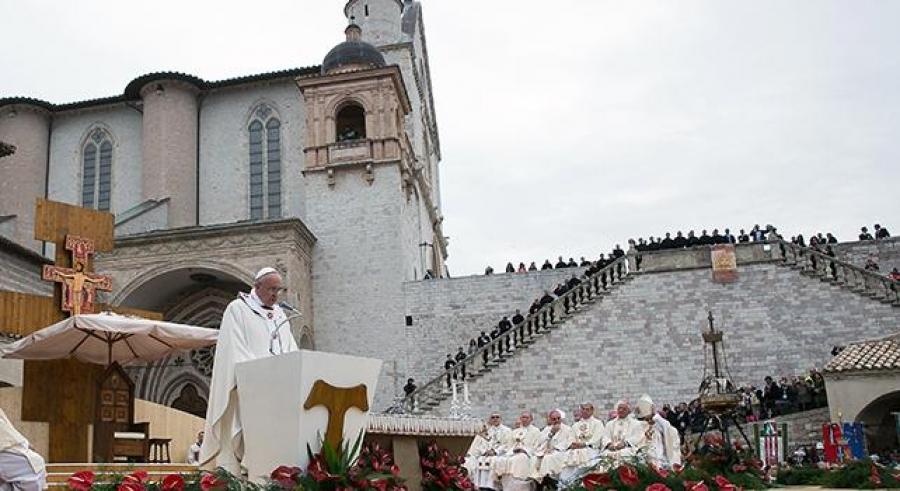 Dalle Crociate alla Jihad, la sfida di Assisi