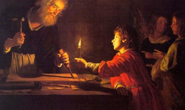 1 Maggio: San Giuseppe lavoratore