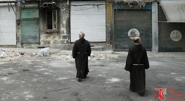 Francescani in Siria: il nostro Natale, povero come quello di Gesù