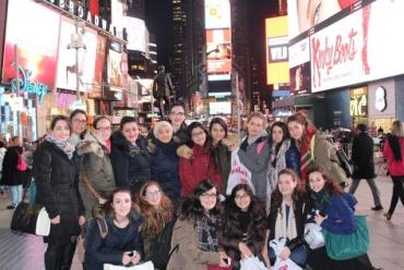ORG goes NYC!