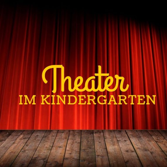 Theater: Das Bam Bina Ensemble im Kindergarten