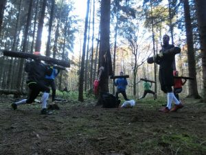 Functional Fittness und Outdoor Training