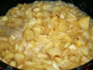 dann Apfelsaft