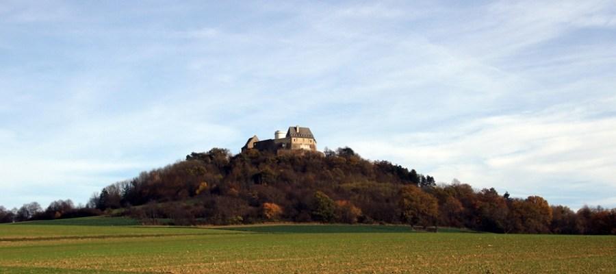 Wanderung um die Veste Otzberg