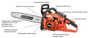 Echo CS-450P-18 Chainsaw