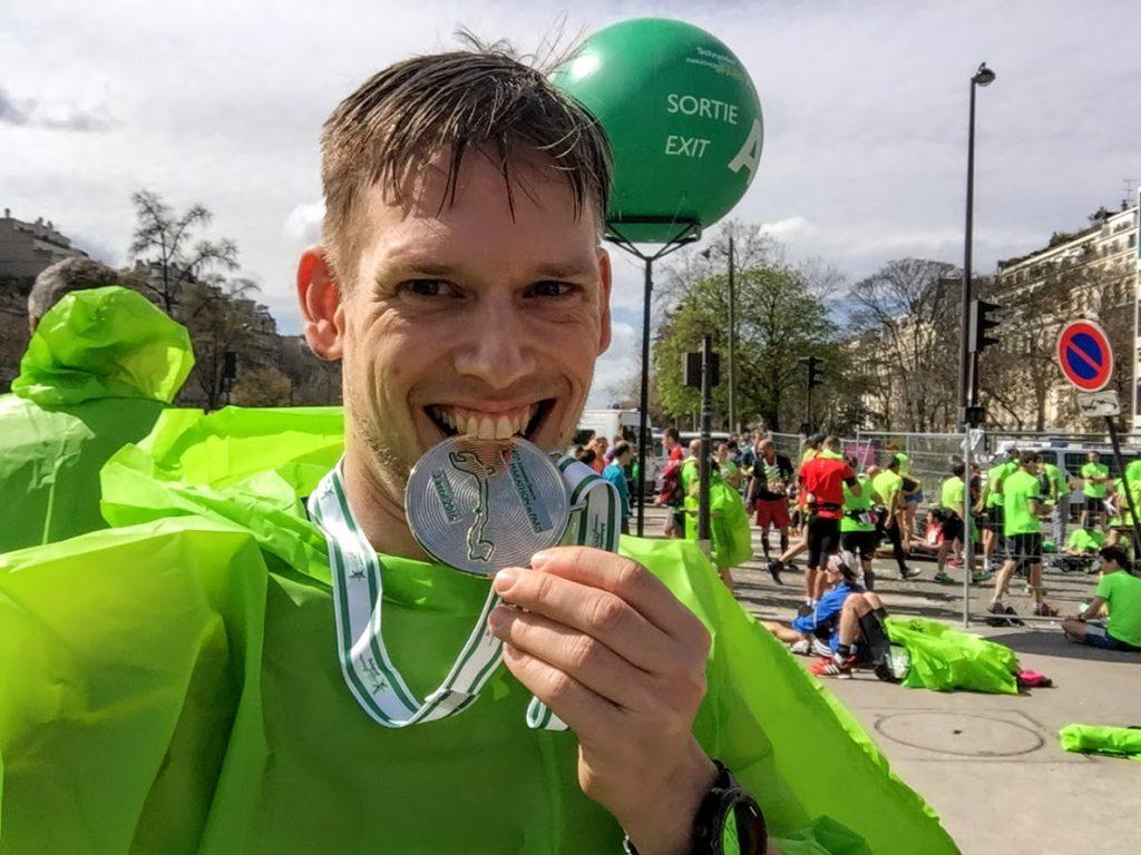 Paris Marathon - Hat die Wade keine Gnade? - LaufMotivation