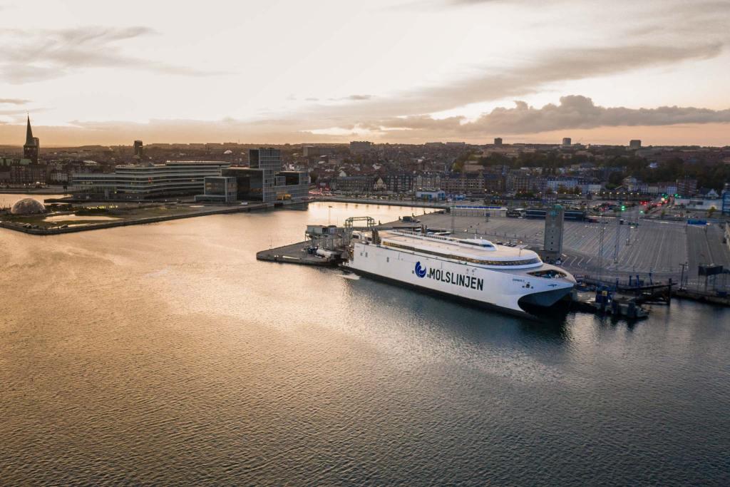 Aarhus Dronefoto