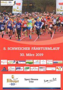 8. Schweicher Fährturmlauf 2019
