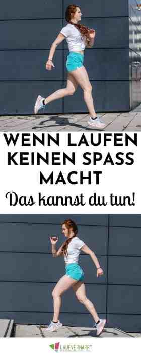 Wenn Laufen keinen Spaß macht - so kannst du endlich Freude am Joggen entwickeln!