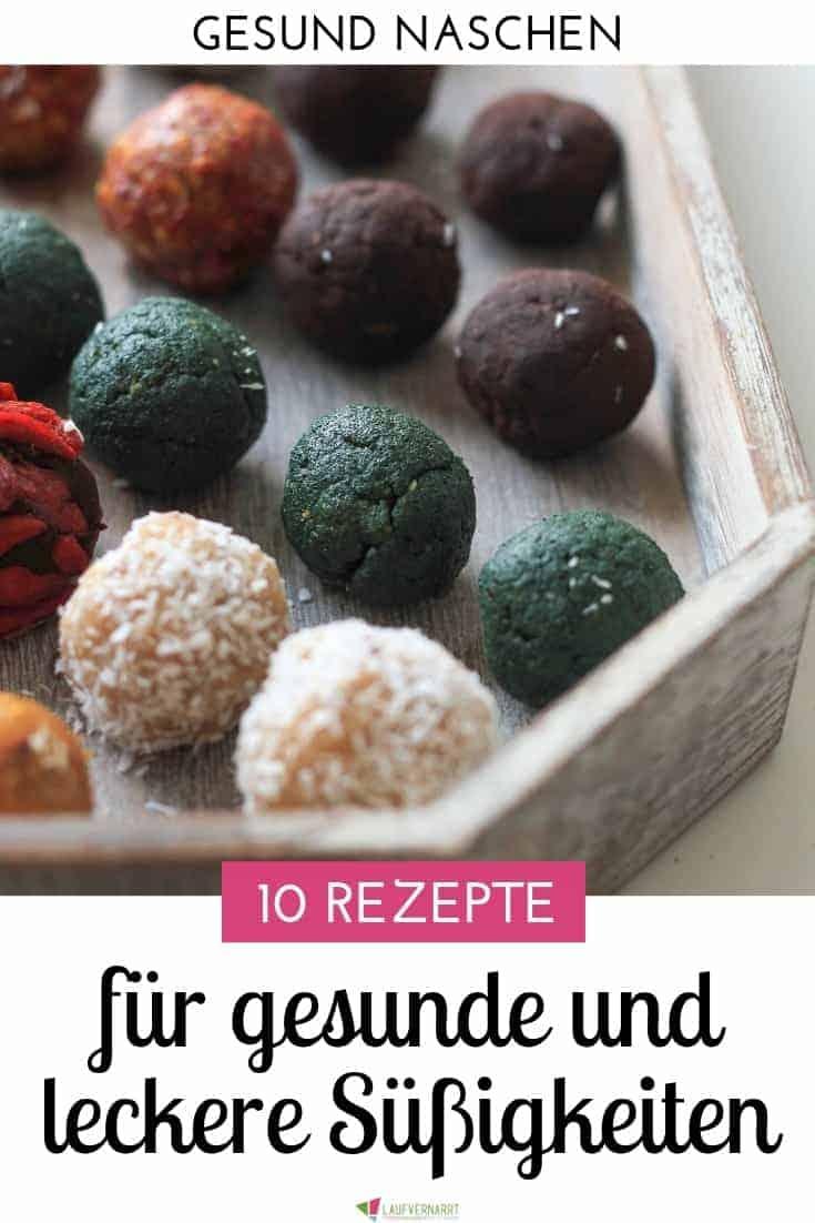 Bist du auf der Suche nach gesunden Süßigkeiten, die dich auch noch satt machen? Mit diesen 3 Rezepten für Raw Bites erhältst du 9 leckere Varianten für gesundes Naschen ohne Reue.